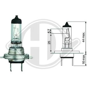 Glühlampe, Fernscheinwerfer mit OEM-Nummer N..10320101