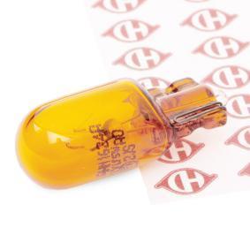 Glühlampe, Blinkleuchte W5W, W2,1x9,5d, 12V, 5W LID10079