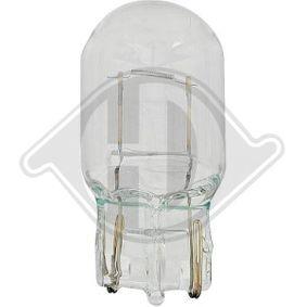 Bulb, indicator W21W, W3x16d, 12V, 21W LID10091