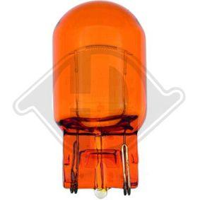 Крушка с нагреваема жичка, мигачи W21W, W3x16d, 12волт, 21ват LID10094