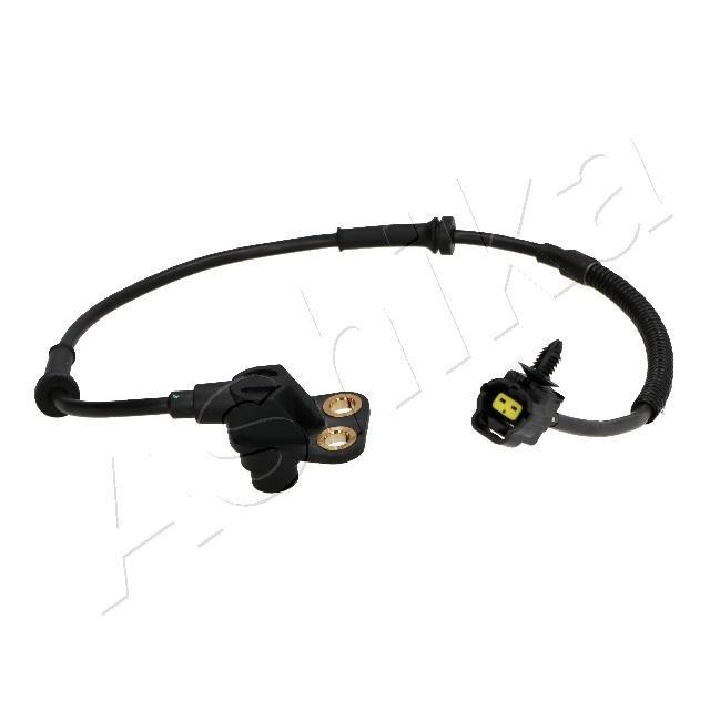 ABS Sensor 151-0W-W09 ASHIKA 151-0W-W09 in Original Qualität