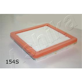 Air Filter Length: 202mm, Width: 189mm, Height: 34,5mm, Length: 202mm with OEM Number 16546-3VD0A