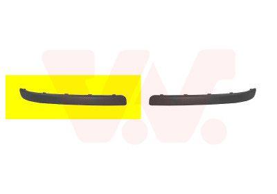 Zier- / Schutzleiste, Stoßfänger 3779555 VAN WEZEL 3779555 in Original Qualität