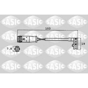 Warnkontakt, Bremsbelagverschleiß Warnkontaktlänge: 103mm mit OEM-Nummer 906 540 141 7
