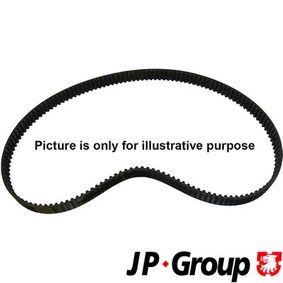 JP GROUP  1112103800 Zahnriemen Länge: 2024mm, Breite: 30mm