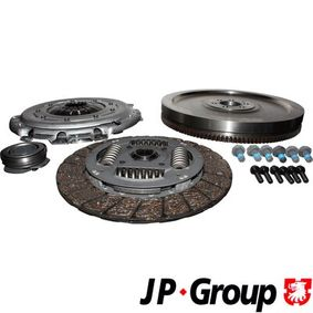 JP GROUP  1130413410 Kit d'embrayage D1: 228mm
