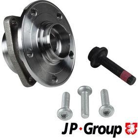 Wheel Hub Ø: 137mm with OEM Number 8V0 498 625 A