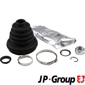 Bellow Set, drive shaft Inner Diameter 2: 25mm, Inner Diameter 2: 84mm with OEM Number 1H0 498 203