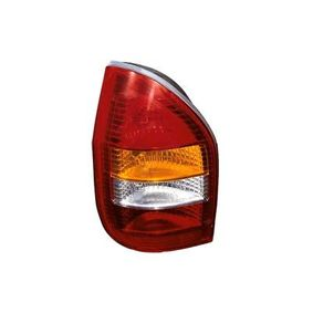 Opel Zafira f75 1.6 16V (F75) Heckleuchte VAN WEZEL 3790931 (1.6 16V (F75) Benzin 1999 Z 16 XE)