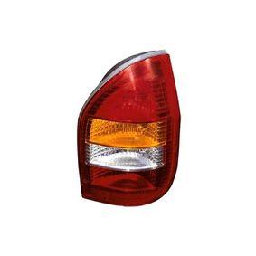 Opel Zafira f75 1.8 16V (F75) Heckleuchte VAN WEZEL 3790932 (1.8 16V (F75) Benzin 2000 X 18 XE1)