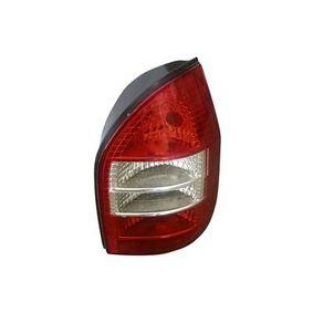 Opel Zafira f75 1.8 16V (F75) Heckleuchte VAN WEZEL 3790936 (1.8 16V (F75) Benzin 2000 X 18 XE1)