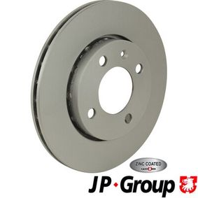 Bremsscheibe Bremsscheibendicke: 18mm, Lochanzahl: 4, Ø: 239mm mit OEM-Nummer 6N0615301F