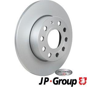 Спирачен диск 1163205800 Golf 5 (1K1) 1.9 TDI Г.П. 2008