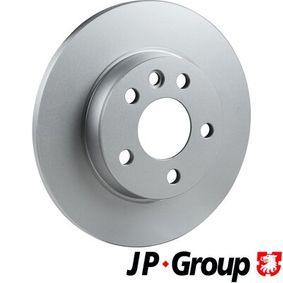 Bremsscheibe Bremsscheibendicke: 12mm, Lochanzahl: 5, Ø: 280mm mit OEM-Nummer 701 615 601A