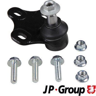 JP GROUP  1163604210 Bremsbelagsatz, Scheibenbremse Dicke/Stärke: 20,6mm