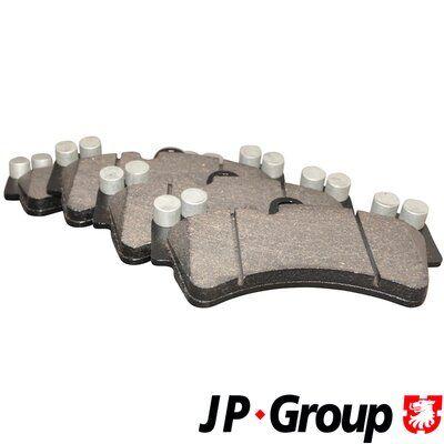 JP GROUP  1163606710 Bremsbelagsatz, Scheibenbremse Dicke/Stärke: 16,6mm