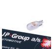 Tablero de instrumentos JP GROUP 1195901706 12V 5W, W2.1x9.5D, CLASSIC
