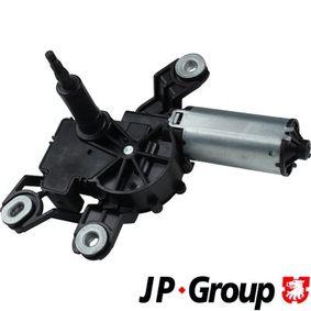 Passat B6 1.4TSI Scheibenwischermotor JP GROUP 1198202400 (1.4 TSI Benzin 2008 CAXA)