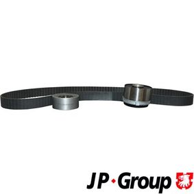 Timing Belt Set Length: 1168mm, Width: 24mm with OEM Number 1606 356