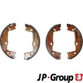 Bremsbackensatz Breite: 24,5mm mit OEM-Nummer 90509606