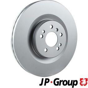 Спирачен диск 1363103600 M-класа (W164) ML 320 CDI 3.0 4-matic (164.122) Г.П. 2006
