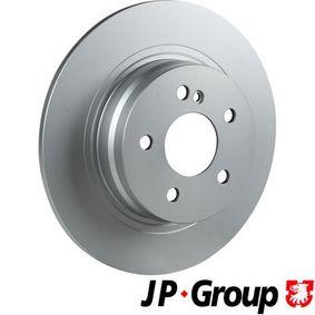 Mercedes S204 C200 Kompressor (204.241) Radmuttern JP GROUP 1363203300 (C200 Kompressor (204.241) Benzin 2010 M 271.950)