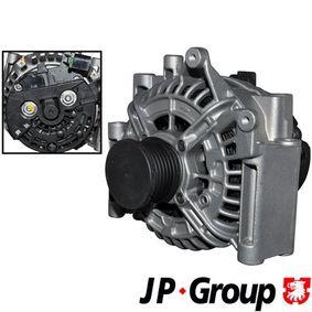 Generator Rippenanzahl: 6 mit OEM-Nummer 012 154 98 02