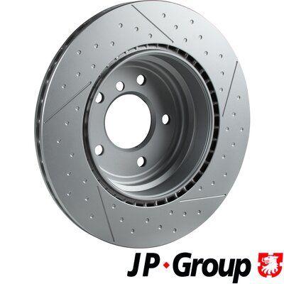 Scheibenbremsen JP GROUP 1463203000 Bewertung