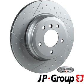 Brake Disc 1463203000 3 Saloon (E90) 330d 3.0 MY 2011