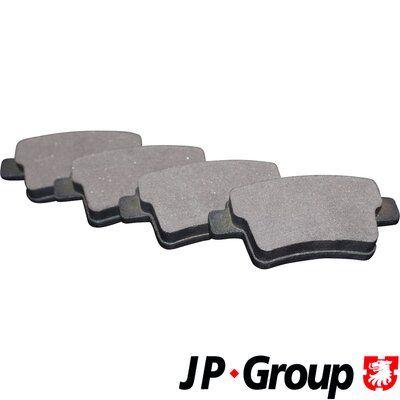 JP GROUP  3163700210 Bremsbelagsatz, Scheibenbremse Dicke/Stärke: 16,3mm