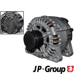 Generator Rippenanzahl: 6 mit OEM-Nummer 7173 3552