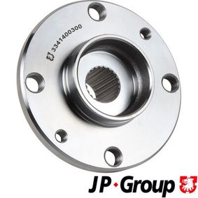 Wheel Hub 3341400300 PUNTO (188) 1.2 16V 80 MY 2006