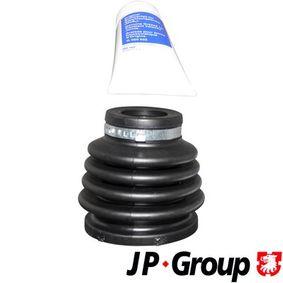 JP GROUP  3343700610 Faltenbalgsatz, Antriebswelle