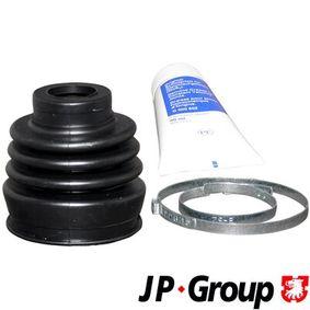 JP GROUP  3343701050 Faltenbalgsatz, Antriebswelle Höhe: 82mm