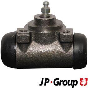 Wheel Brake Cylinder 3361300100 PANDA (169) 1.2 MY 2018