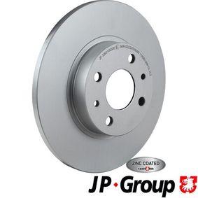 Brake Disc 3363100300 PUNTO (188) 1.2 16V 80 MY 2002