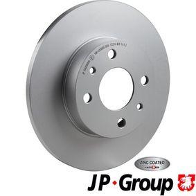 Brake Disc 3363200500 PANDA (169) 1.2 MY 2010