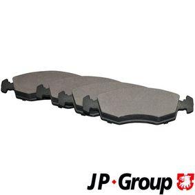 Bremsbelagsatz, Scheibenbremse Dicke/Stärke: 18,1mm mit OEM-Nummer 9949125