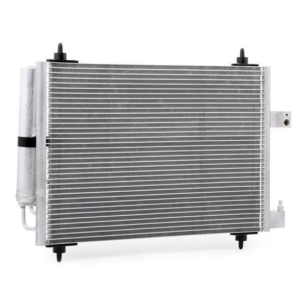 Klimakondensator 40005286 VAN WEZEL 40005286 in Original Qualität