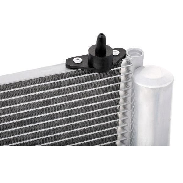 Kondensator Klimaanlage VAN WEZEL 40005286 5410909339364