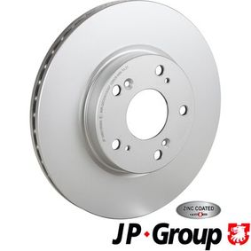 Brake Disc Brake Disc Thickness: 23mm, Num. of holes: 5, Ø: 282mm with OEM Number 45251SMGE31