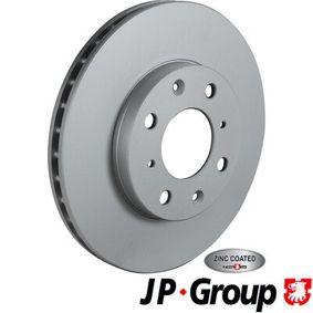 Спирачен диск 3463101200 Jazz 2 (GD_, GE3, GE2) 1.2 i-DSI (GD5, GE2) Г.П. 2004