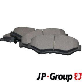 2006 Honda CR-V Mk2 2.2 CTDi (RD9) Brake Pad Set, disc brake 3463600610
