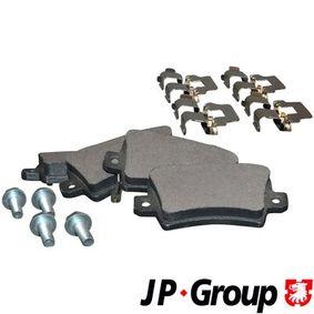 Brake Pad Set, disc brake 3463700310 CIVIC 8 Hatchback (FN, FK) 2.2 CTDi (FK3) MY 2020