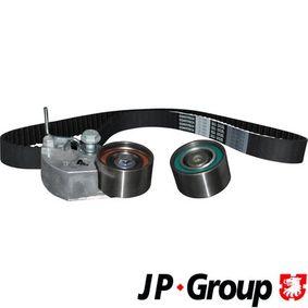 Timing Belt Set Length: 1172mm, Width: 28mm with OEM Number 24312 27000