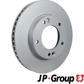 2013 KIA Sorento jc 2.5 CRDi Brake Disc 3663100300