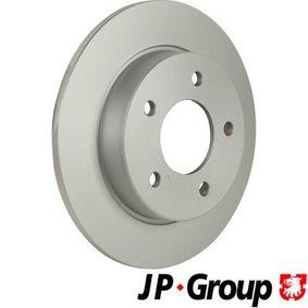 2013 Mazda 3 BL 1.6 MZR CD Brake Disc 3863200400
