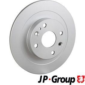 2005 Mazda MX 5 NB 1.6 16V Brake Disc 3863200800