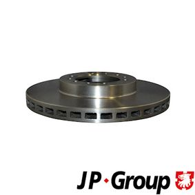 Brake Disc Brake Disc Thickness: 24mm, Num. of holes: 6, Ø: 277mm with OEM Number MR 129 648