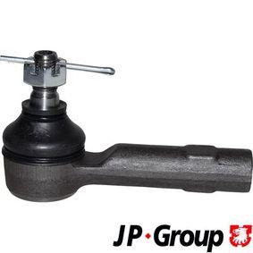 Nissan Almera Tino 2.2dCi Spurstangenkopf JP GROUP 4044601400 (2.2 dCi Diesel 2006 YD22DDT)